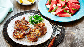 Greek Lamb Cutlets 660x320